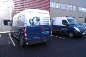 Total covering festool