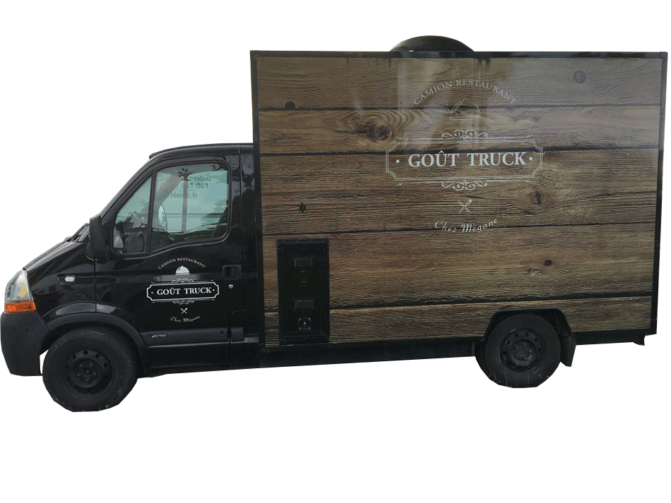 food truck exemple transparent